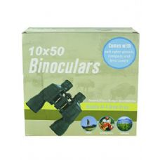 6 Units of Binoculars with compass - Binoculars & Compasses