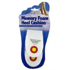 72 Units of Memory foam heel cushion - Footwear Accessories