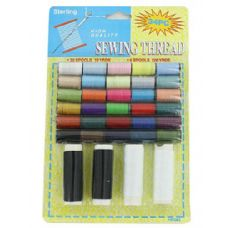72 Units of Sewing thread value pack - Sewing Thread