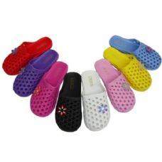 48 Units of Children's Braid Style Slipper