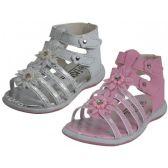 24 Units of Girl's Sandal - Girls Footwear