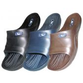 36 Units of Wholesale Boys' Sport Shower Slides