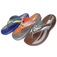 36 Units of Men's Thong Sandal - Men's Flip Flops & Sandals