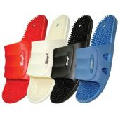 36 Units of Women's Soft Rubber Shower Massage Slides - Womens Slippers