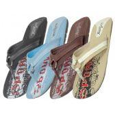 24 Units of Women's Flip Flop Sandals - Women's Flip Flops