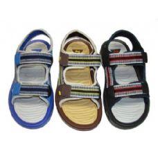 24 Units of Men's Sandals - Men's Flip Flops and Sandals