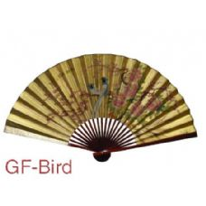 """24 Units of 30"""" Wall Gold Fan - Home Decor"""