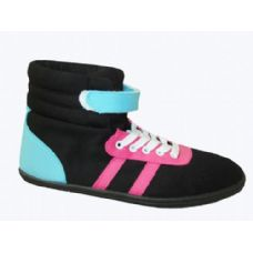 24 Units of Ladies' Combo Hi Top Shoe - Womens Sneakers