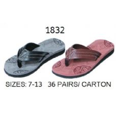 36 Units of Mens Flip Flop - Men's Flip Flops & Sandals