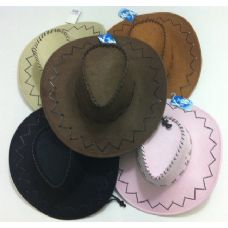24 Units of Swiss Cowboy Hat - Cowboy & Boonie Hat
