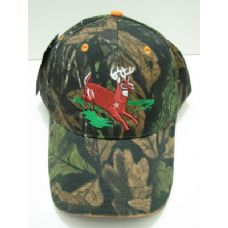 72 Units of Camo Deer Hat - Hunting Caps