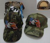 36 Units of Camo Eagle Hat