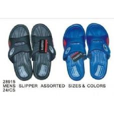 24 Units of Mens Slipper - Men's Flip Flops & Sandals