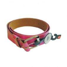 96 Units of WOMEN BELT PINK ASSORTED SIZE - Womens Belts