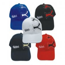 144 Units of NY DESIGN BASEBALL CAP ASSORTED COLORS - Baseball Caps & Snap Backs
