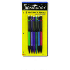 48 Units of Mechanical Pencils - 6 pk - Pencils