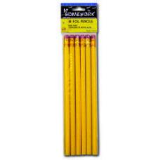 48 Units of Pencils - HB - 10 pk - Hang Card - Pencils
