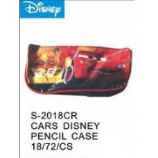 144 Units of Cars Pencil Case - Licensed School Supplies