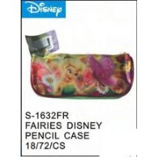 72 Units of Fairies Pencil Case - Licensed School Supplies