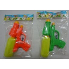 "144 Units of 7"" Water Gun Toy - Water Guns"