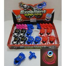 144 Units of Light & Sound Spinning Top-Race Car - Cars, Planes, Trains & Bikes