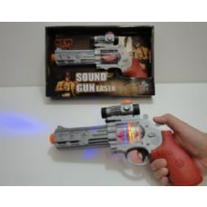 72 Units of Light & Sound Super Flash Gun - Toy Weapons