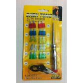24 Units of 10pc Auto Fuse with Tester
