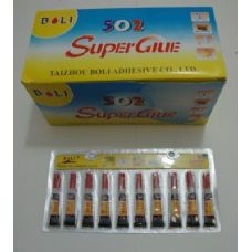 80 Units of 10pk Super Glue - Glue Office and School