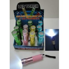 240 Units of 14LED Light-Pastel Colors - Flash Lights