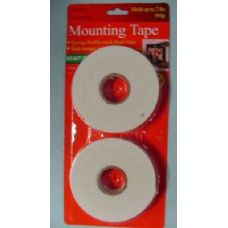 """48 Units of 2pc Mounting Tape-9'x3/4"""" - Tape"""