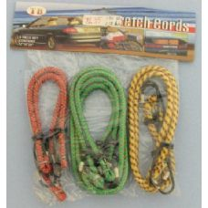 24 Units of 6pc Bungee Cord - Rope and Twine