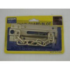 96 Units of Chain Guard Bolt - Padlocks/Combination Locks/Brass/Iron