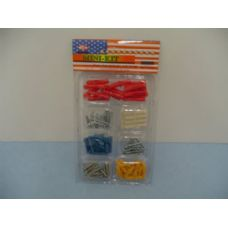 72 Units of Screw Kit - Hardware Products