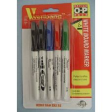 144 Units of 5pk Dry Erase Markers - Markers and Highlighters