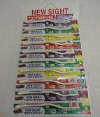 40 Units of 10pcs Toothbrushes - Toothbrushes and Toothpaste