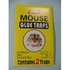 72 Units of 2pk Mouse Glue Trap - Pest Control