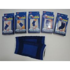 72 Units of Assorted Body Supports 2 pack - Bandages and Support Wraps