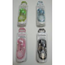 48 Units of Ear Buds-pastel