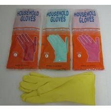 72 Units of Rubber Gloves - Kitchen Gloves