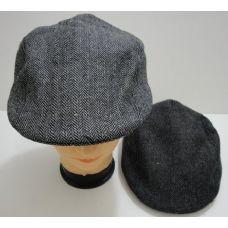 72 Units of Gray Tweed Hat - Baseball Caps & Snap Backs