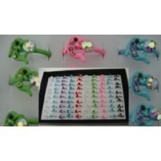 200 Units of Adjustable Ring-Dolphin - Rings