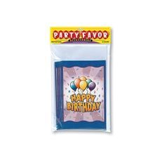 144 Units of Birthday Balloon Invitations - 8 CT. - Invitations/Cards