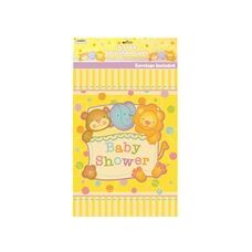 72 Units of Baby Shower Invitations - 8CT. - Party Paper Goods