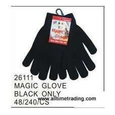 120 Units of Black Magic Glove - Winter Gloves