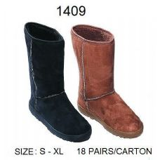 18 Units of Ladies Tall Winter Boot - Womens Boots