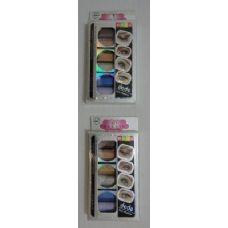 72 Units of One color choice only. Includes application brush. - Eye Shadow