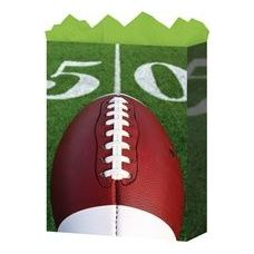"144 Units of Football Large 10.25"" x 12.75"" x 5"""