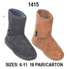 18 Units of Ladies  Short Boot - Womens Boots