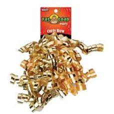 192 Units of Curled Ribbon Bow - Golds, Pegable Single - Bows & Ribbons
