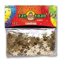 432 Units of Confetti-Gold Stars - 1/2 oz - Party Misc.